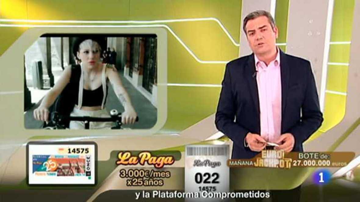 Sorteo ONCE - 06/11/14 - Ver ahora