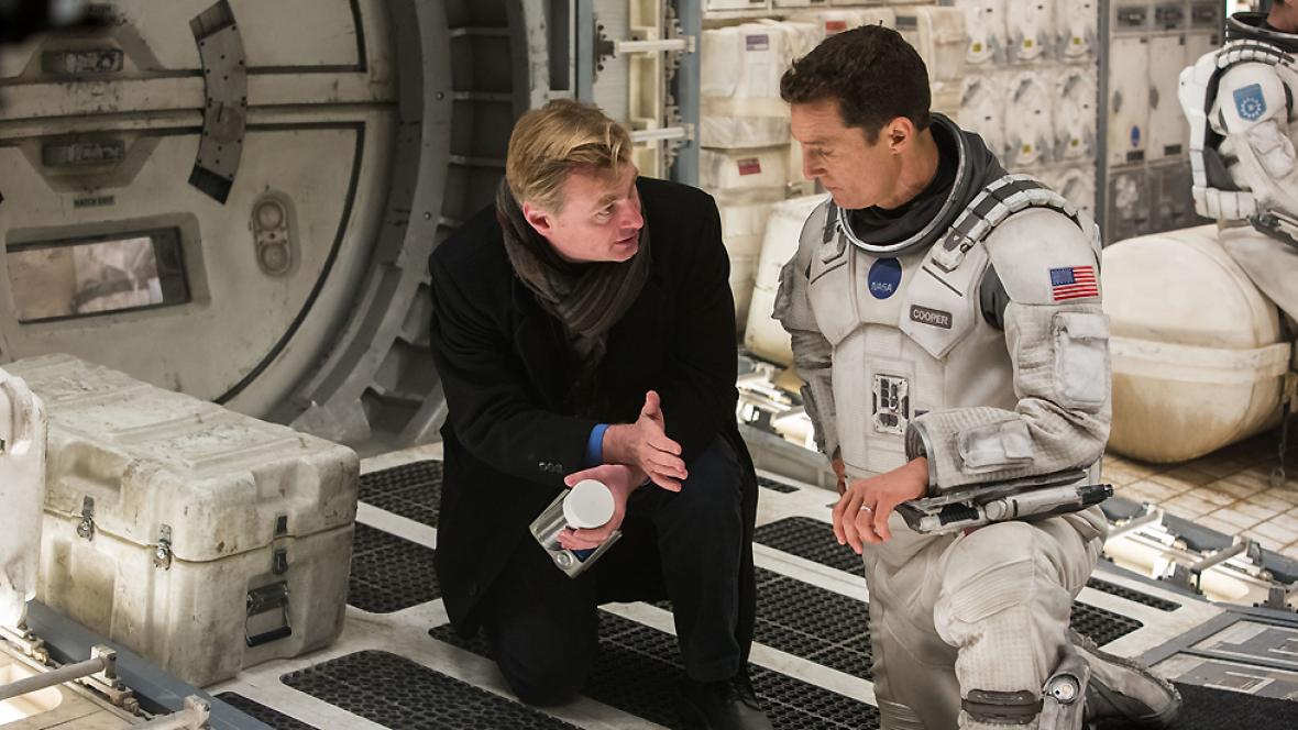 De película - 'Interstellar': Entrevista a Christopher Nolan y Matthew McConaughey - Ver ahora
