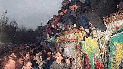 ¿Cómo se construyó el Muro de Berlín? - 25º aniversario de la caída del Muro de Berlín - Ver ahora