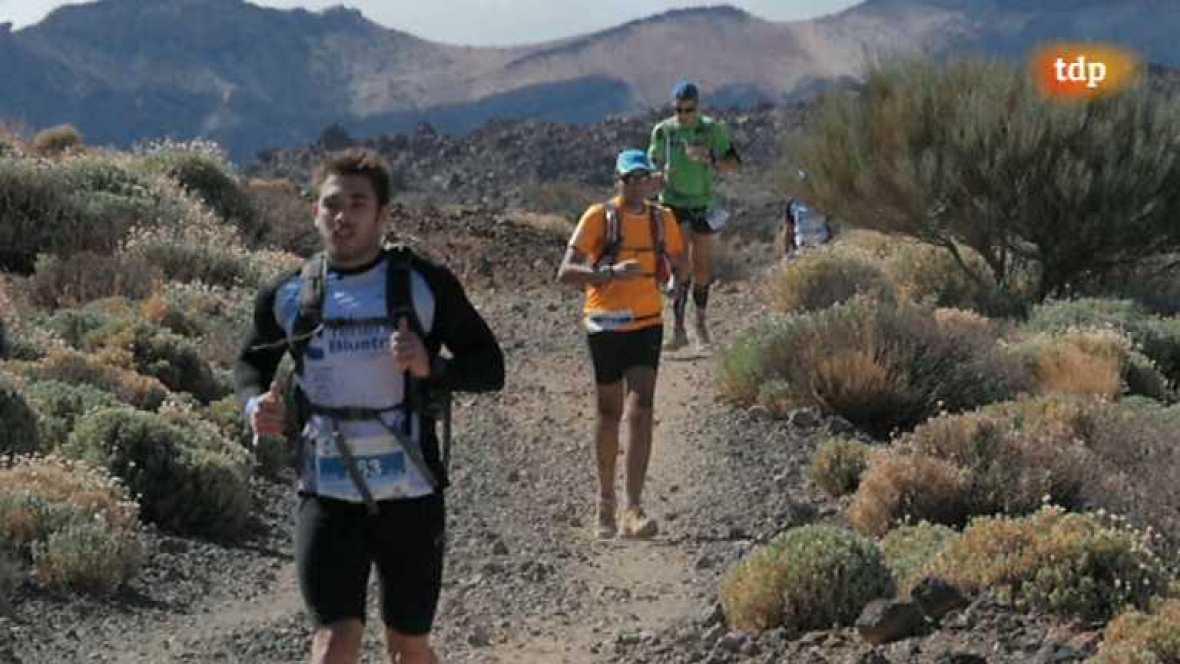 Atletismo - Tenerife Blue Trail 2014 - ver ahora