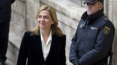 La Audiencia de Palma mantiene imputada a la infanta por dos delitos fiscales pero no por blanqueo