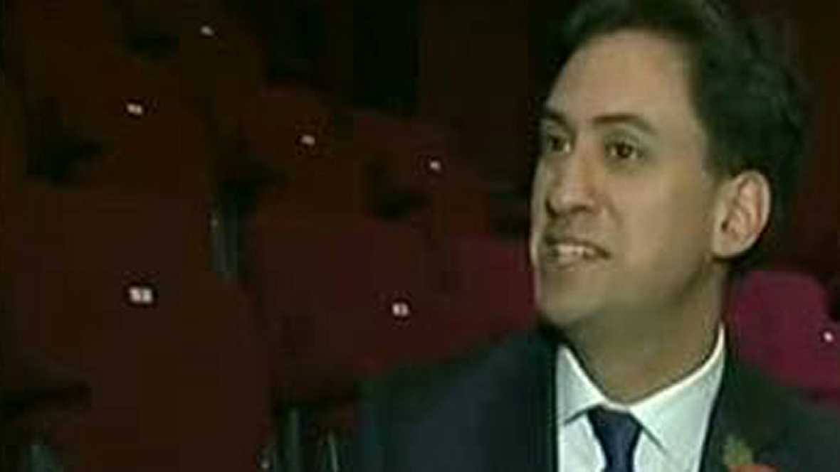Dentro del partido laborista no ven a Ed Miliband como el candidato idóneo