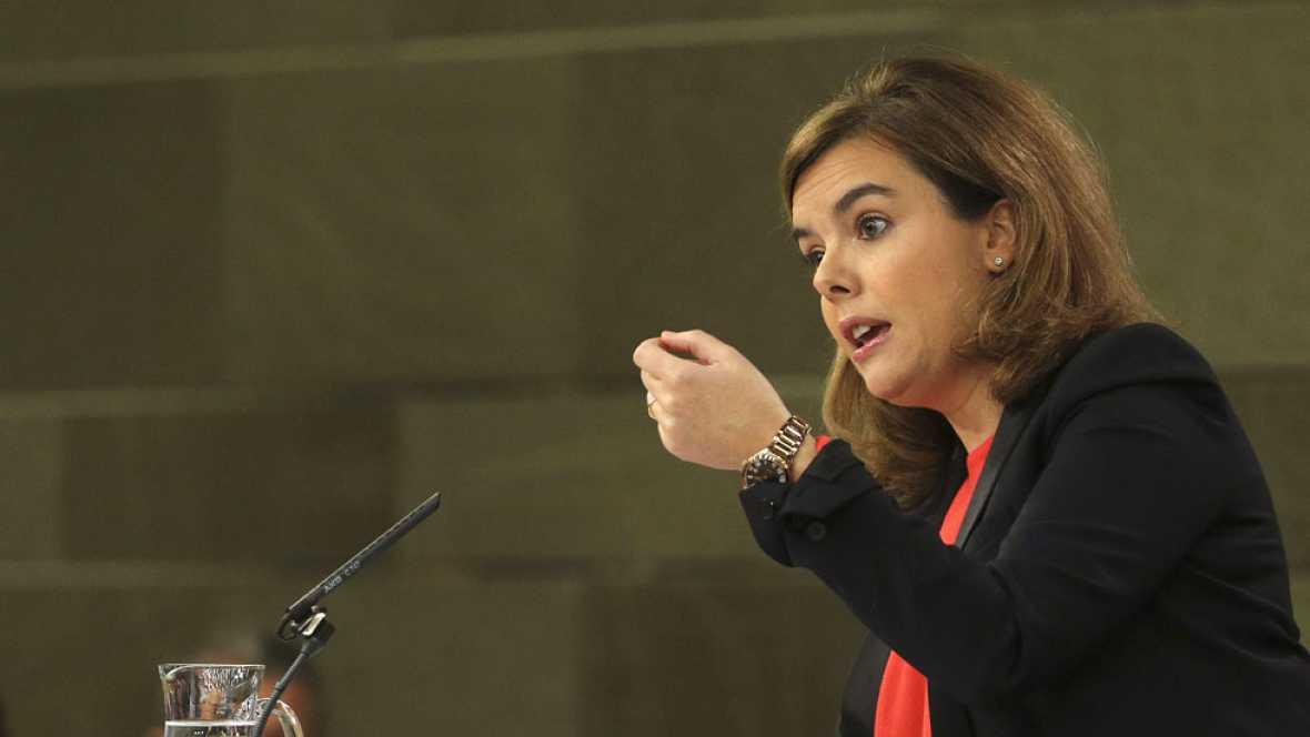 El Gobierno cree que el recurso de Mas ante el Constitucional no es coherente