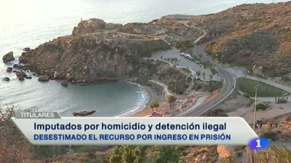 Noticias Murcia - 07/11/2014