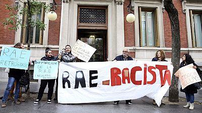 Palabras y acepciones de la RAE que generan polémica