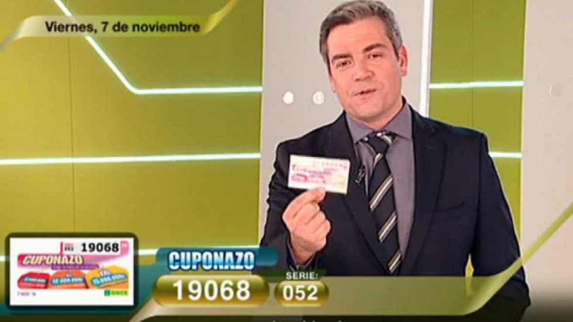 Sorteo ONCE - 07/11/14 - Ver ahora