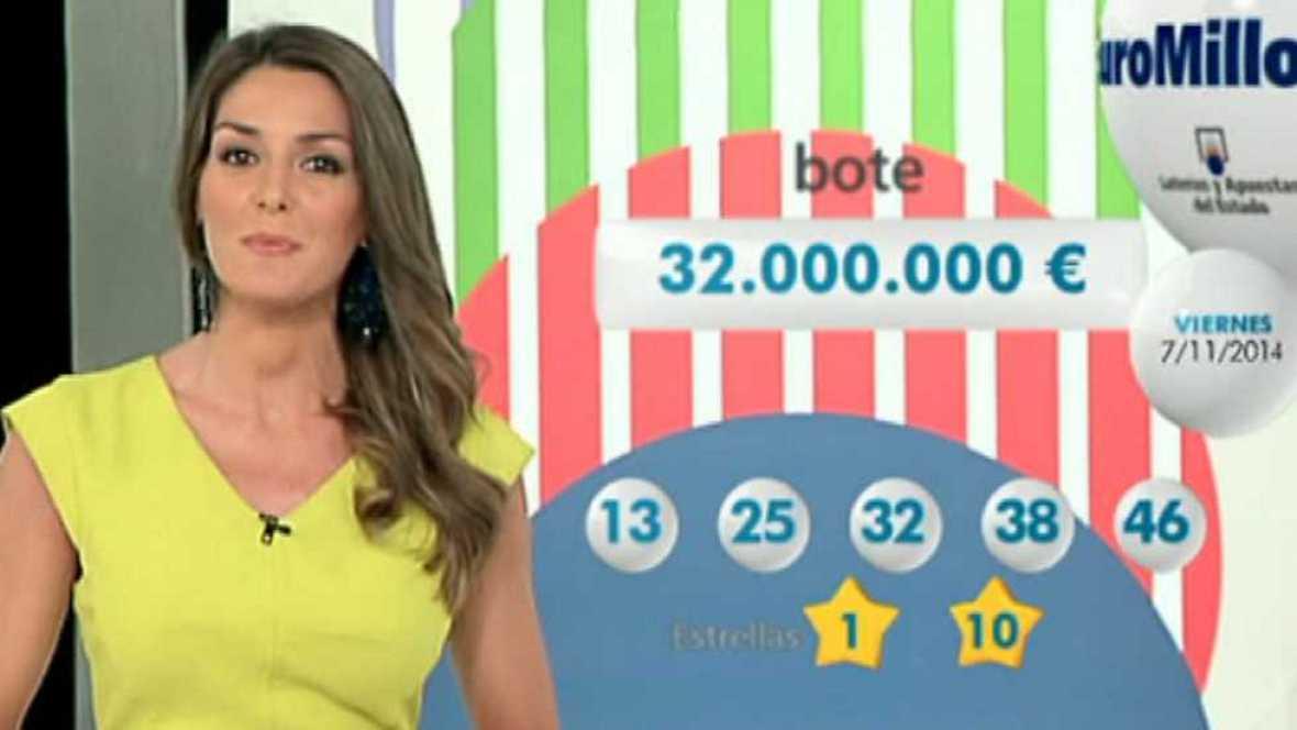 Bonoloto + Euromillones - 07/11/14 - Ver ahora