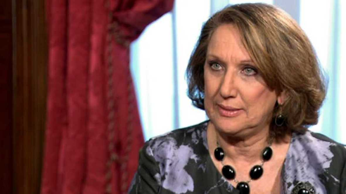 Conversatorios en Casa de América - Rebeca Grynspan - 07/11/14 - Ver ahora