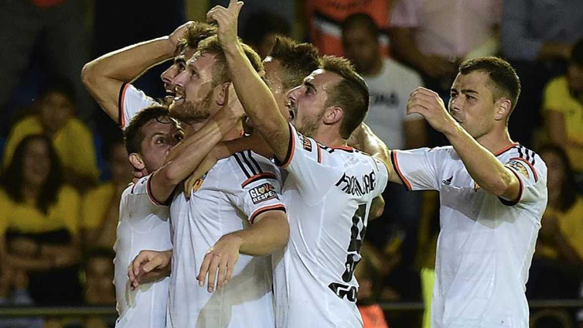 Valencia y Sevilla quieren seguir en la cabeza de la Liga