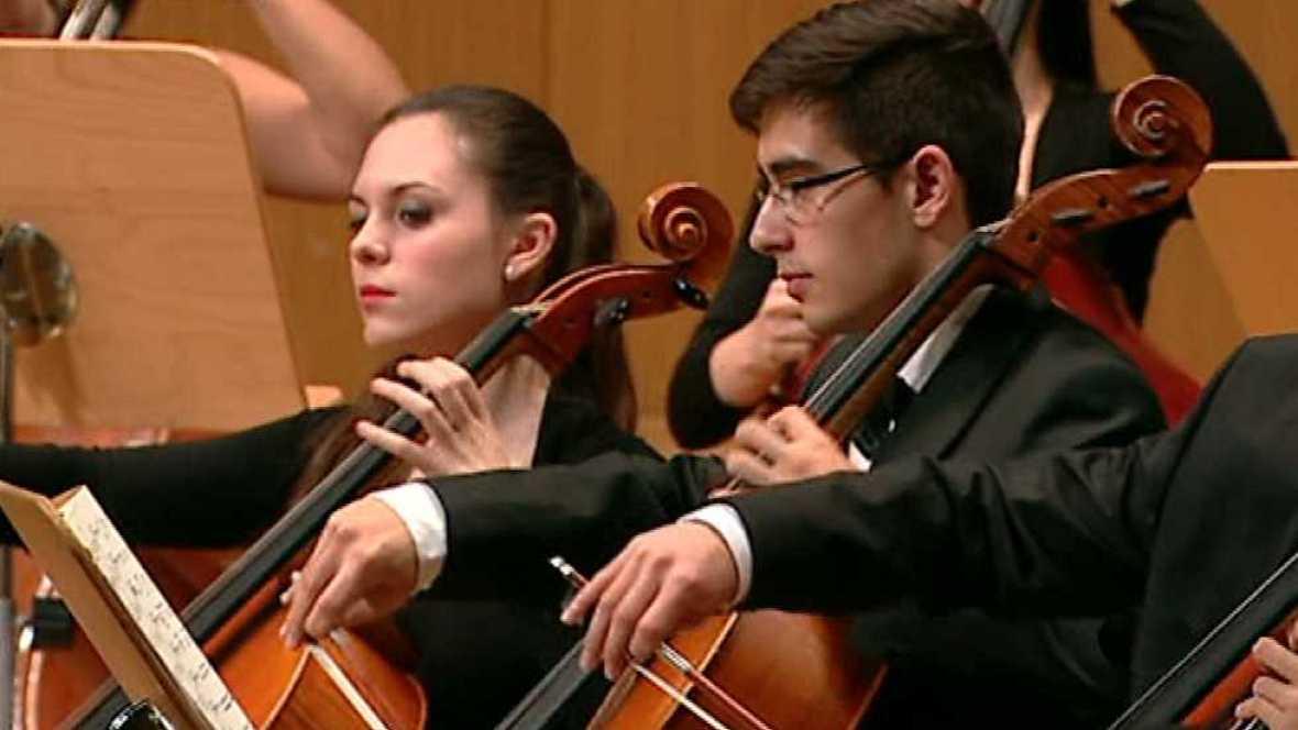 Los conciertos de La 2 - F. Albéniz curso 14-15 Esc. R. Sofía (parte 2) - ver ahora
