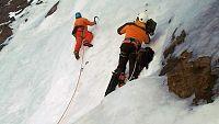 Al filo de lo imposible - Escalada en hielo. Gavarnie (La solidez del agua) - ver ahora