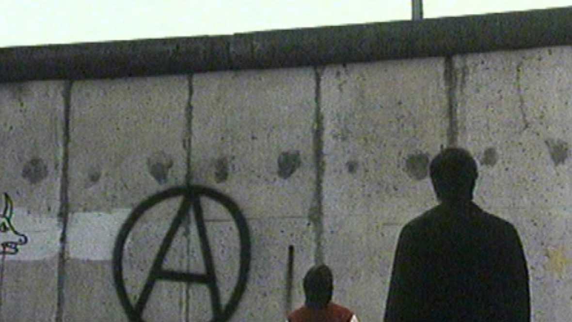 La caída del muro de Berlín recreado también en el cine