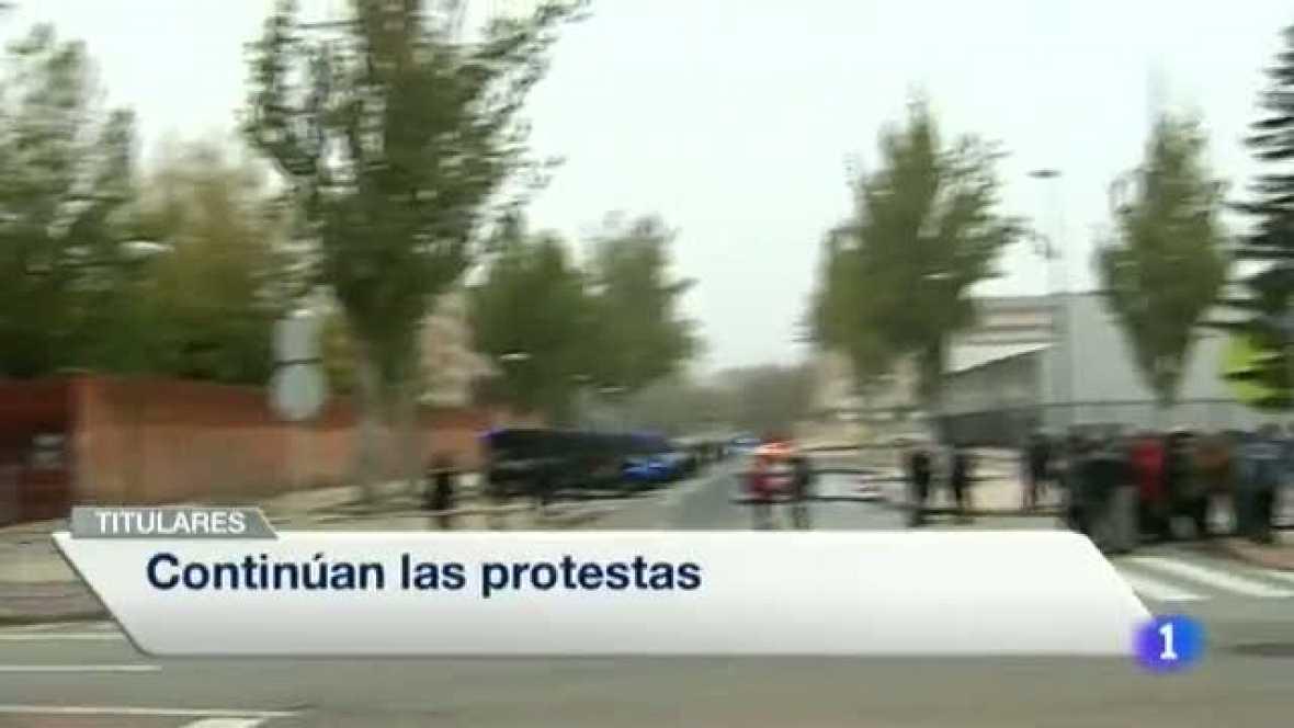 Castilla y León en 2' - 10/11/14