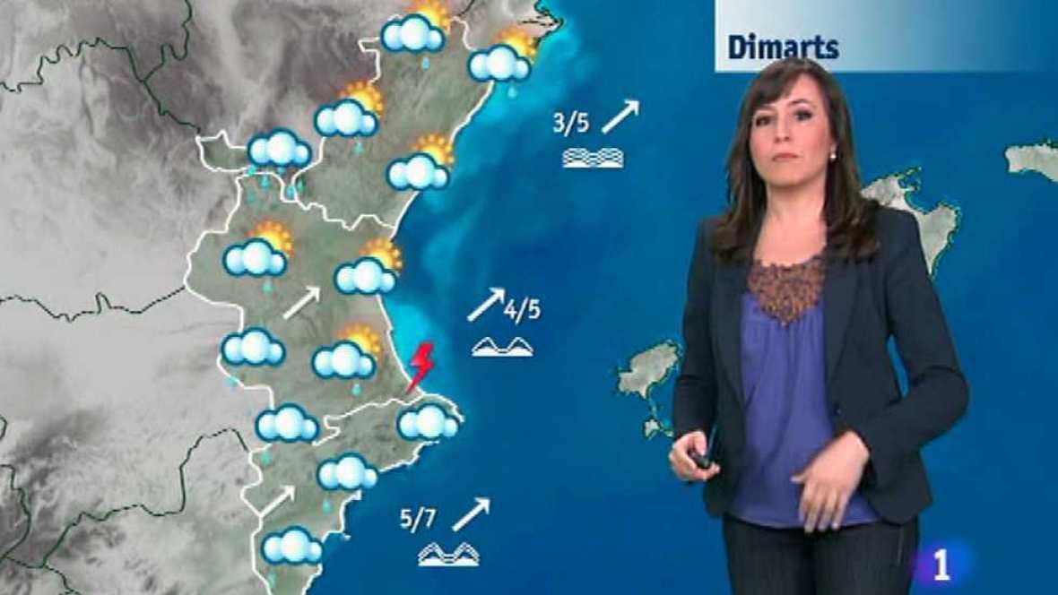 El tiempo en la Comunidad Valenciana - 10/11/14 - Ver ahora