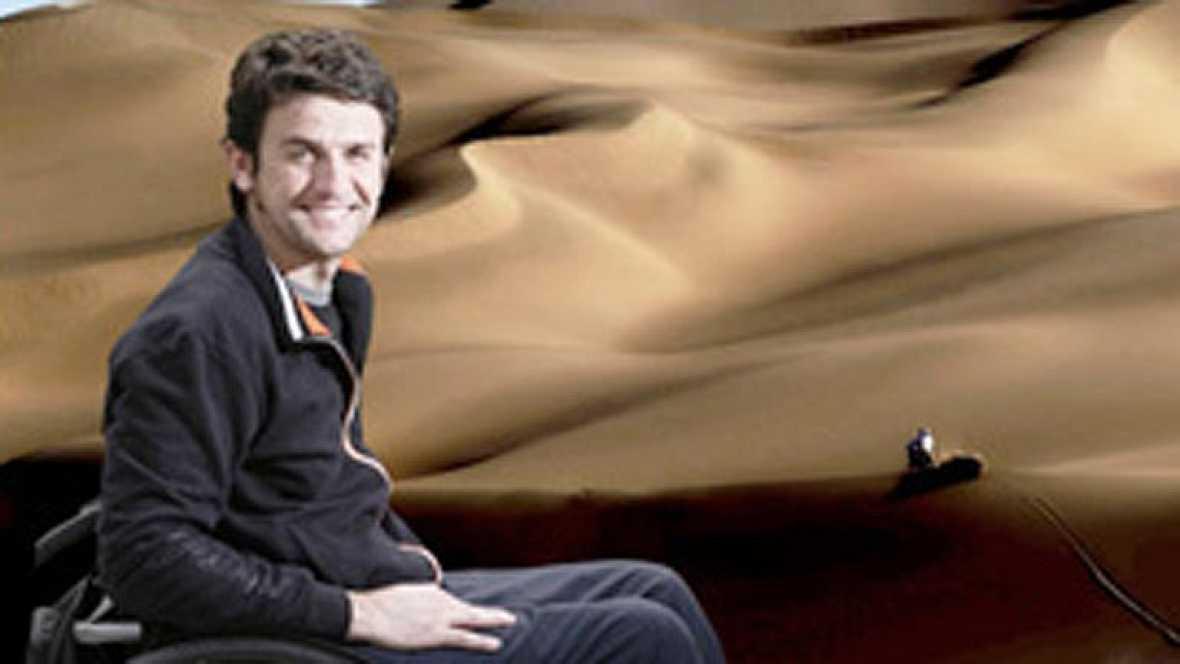 Isidre Esteve, subcampeón de España de rallys