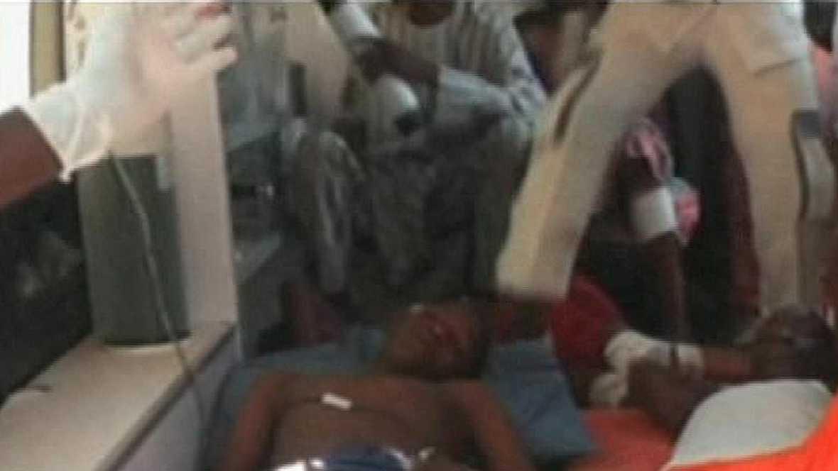 Un atentado con bomba en una escuela de Nigeria deja decenas de muertos