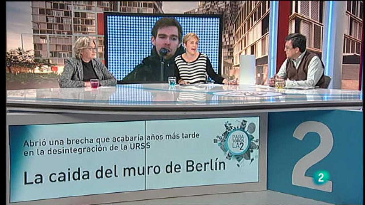 Para Todos La 2 - Debate: La caída del muro de Berlín