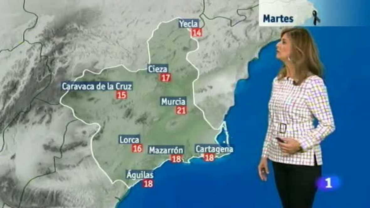 El tiempo en la Región de Murcia - 11/11/2014