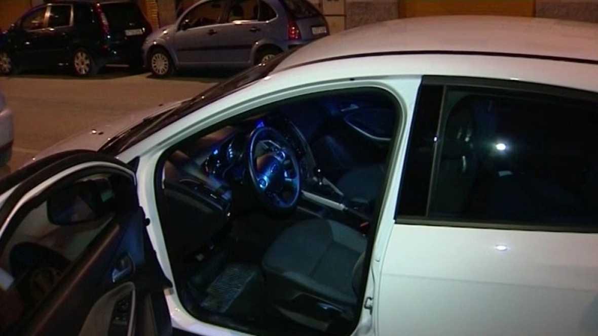 Detenida la expareja de la mujer herida por la explosión de un artefacto casero en el reposacabezas de su coche