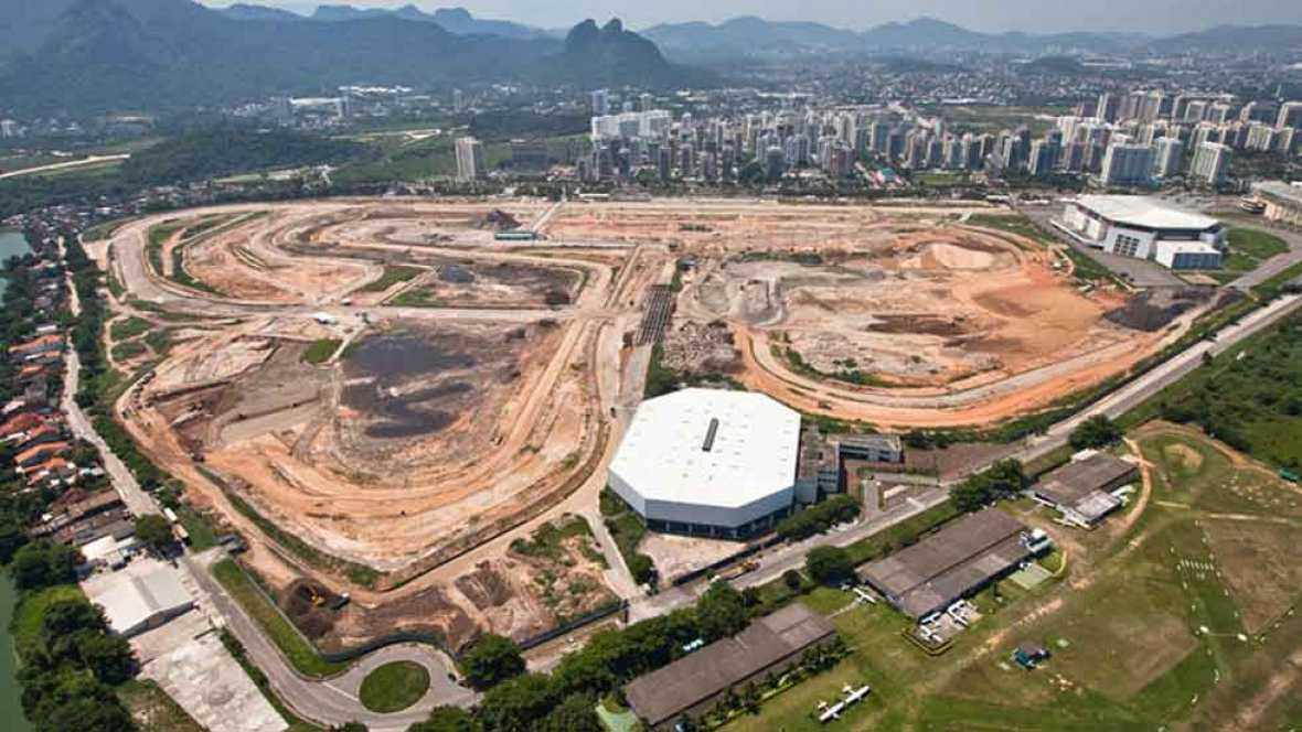Las obras de Río 2016, a un ritmo esperanzador