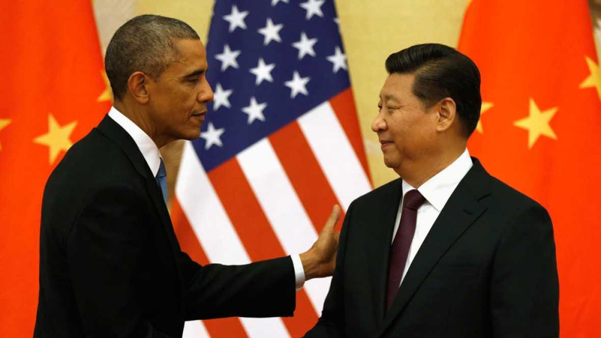 China se compromete a reducir sus emisiones de efecto invernadero a partir de 2030