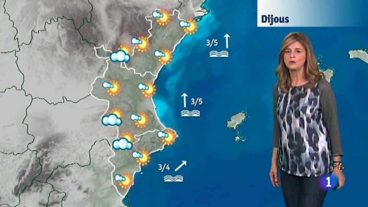 El tiempo en la Comunidad Valenciana - 12/11/14 - Ver ahora