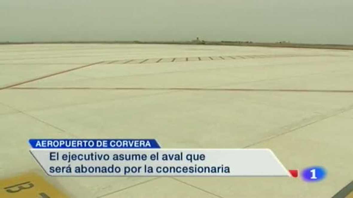 La Región de Murcia en 2' - 12/11/2014