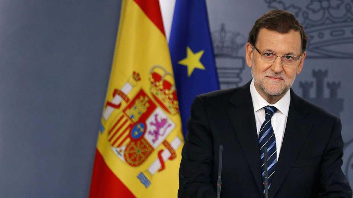Rajoy defiende que la actuación del gobierno ha sido `proporcionada, equilibrada y sensata¿