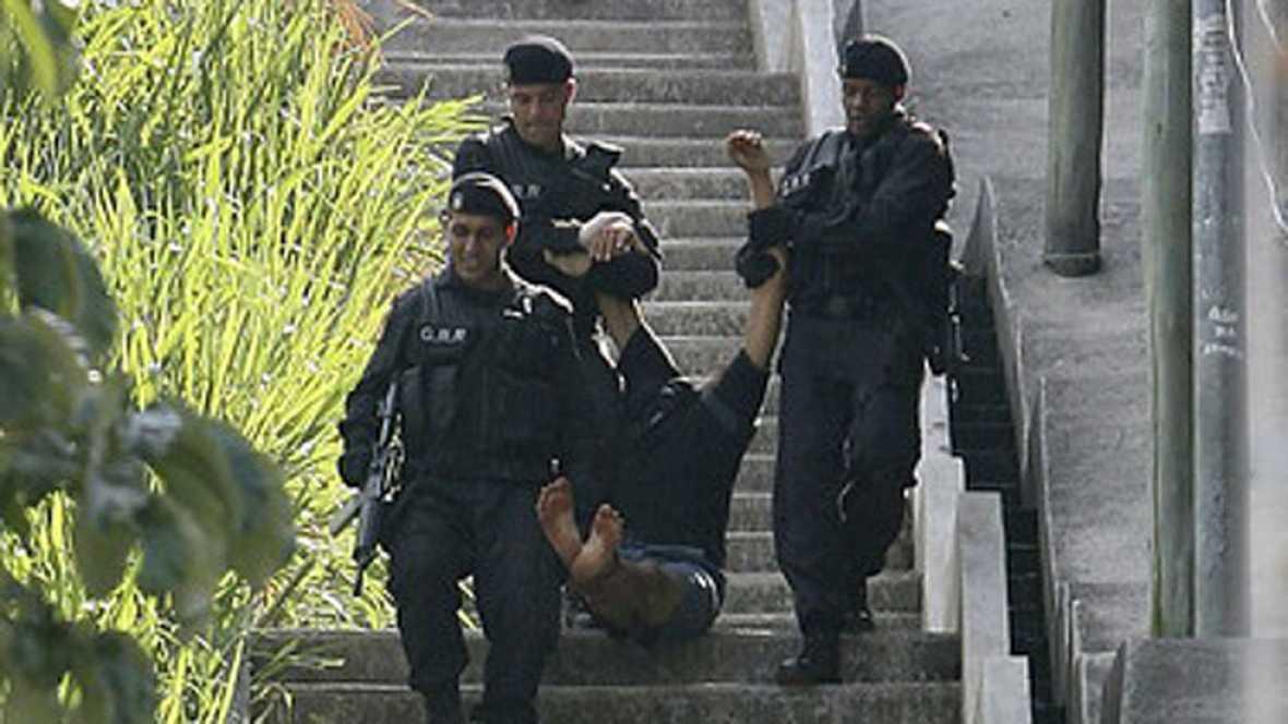 La violencia en Brasil alcanza cifras de epidemia