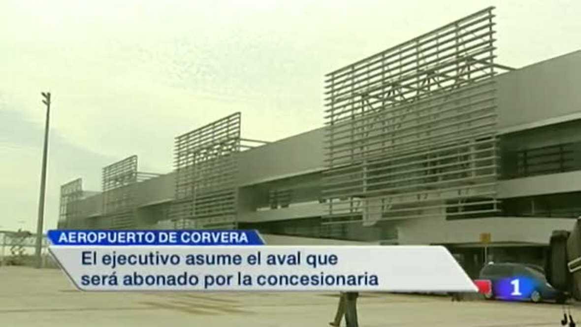 Noticias Murcia 2 - 12/11/2014