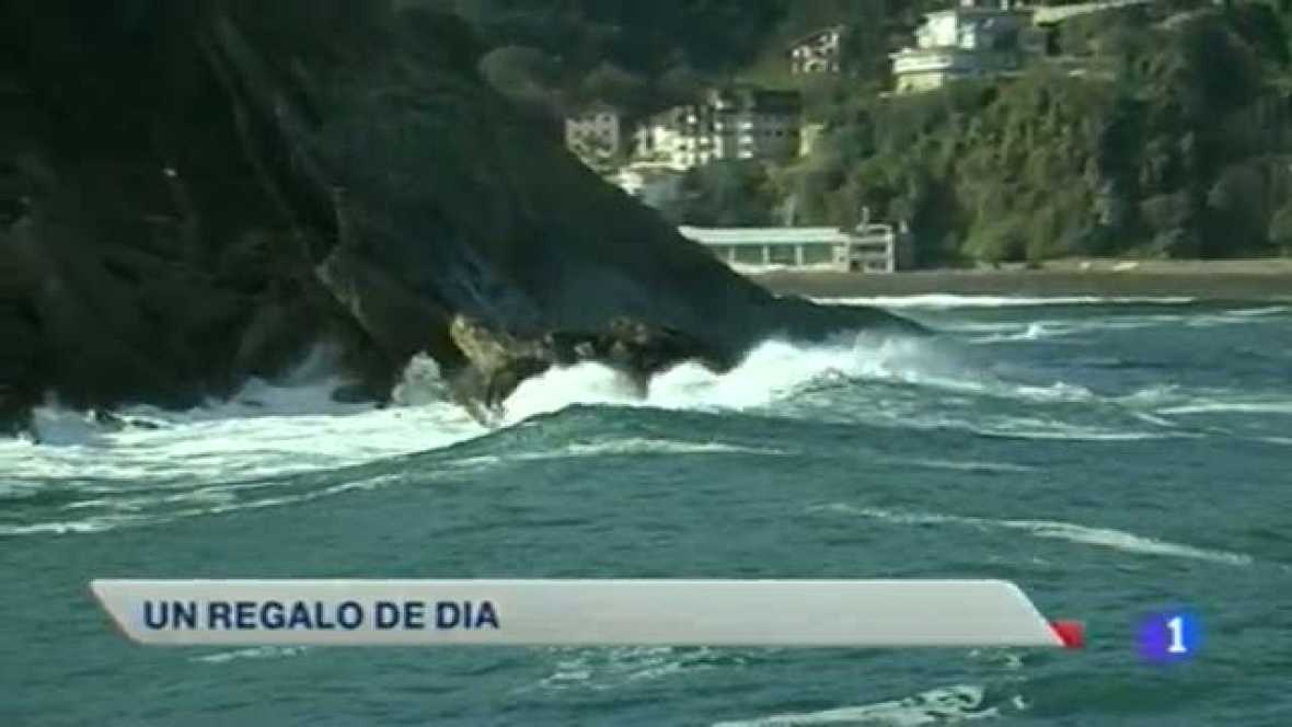 El tiempo en el País Vasco - 12/11/14