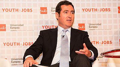 Antonio Garamendi elegido nuevo presidente de CEPYME