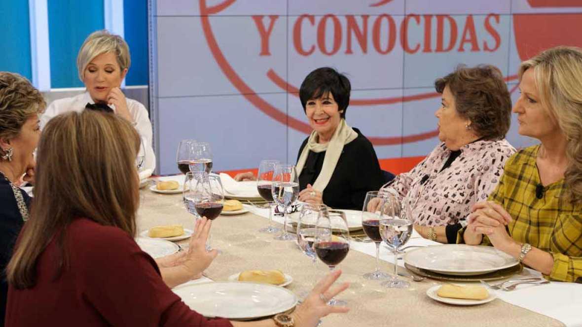 """Concha Velasco: """"No quiero enamorarme"""""""