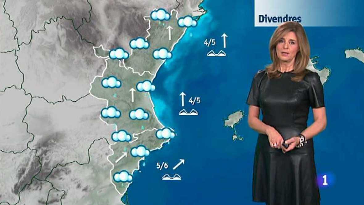 El tiempo en la Comunidad Valenciana - 13/11/14 - Ver ahora