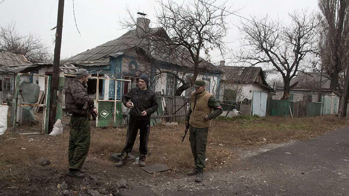 La Organización para la Seguridad y la Cooperación en Europa reconoce que la tregua en Ucrania está casi muerta