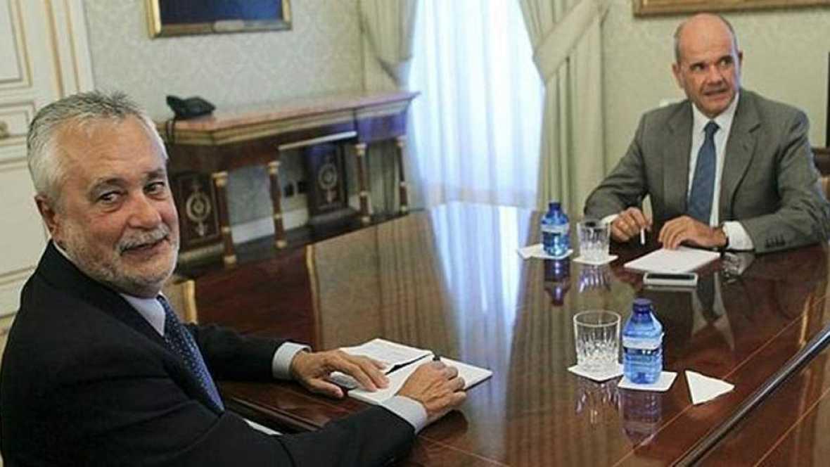 El Tribunal Supremo abre una causa contra Chaves y Griñán por el caso de los ERE