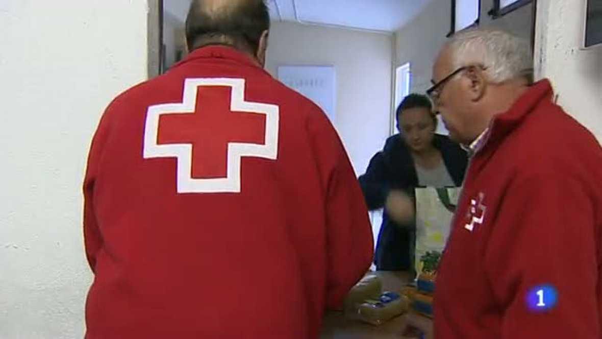 Un tercio de los atendidos por Cruz Roja no puede cubrir gastos sanitarios