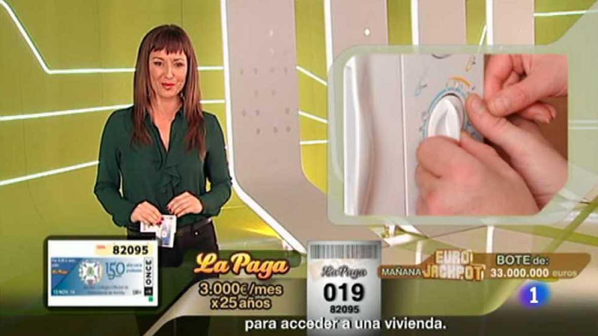 Sorteo ONCE - 13/11/14 - Ver ahora