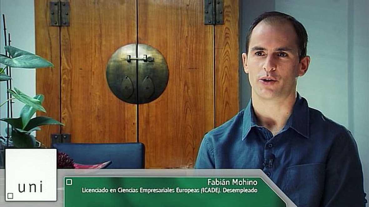 Economistas en primera persona. Fabián Mohíno