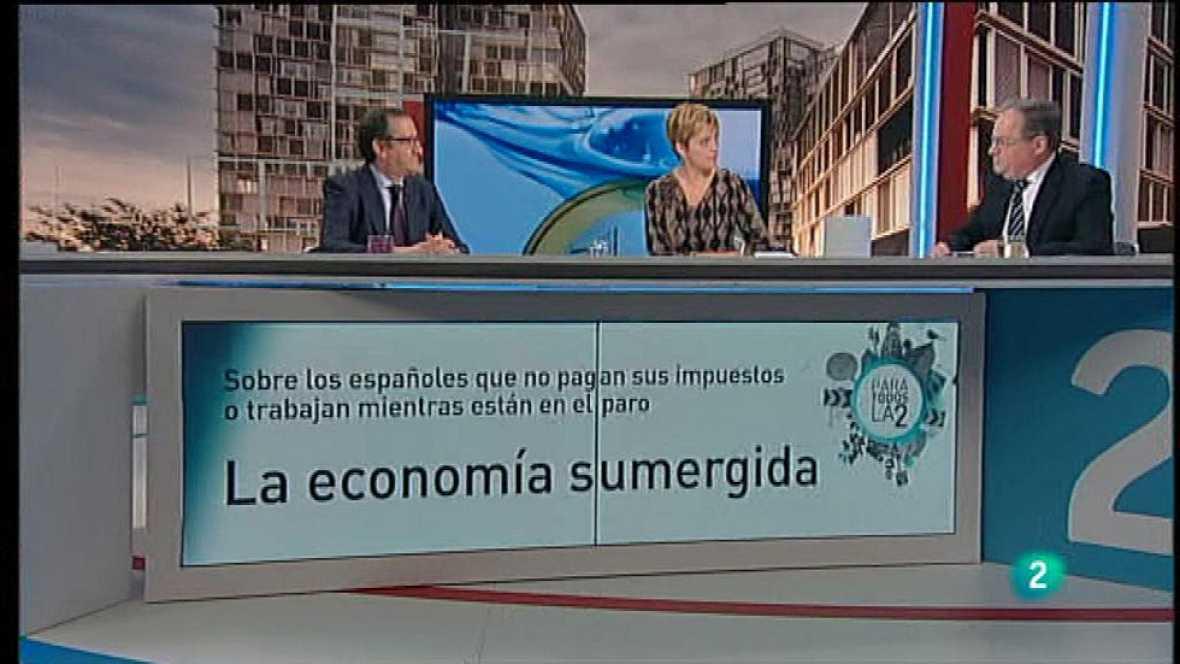Para Todos La 2 - Debate: La economía sumergida