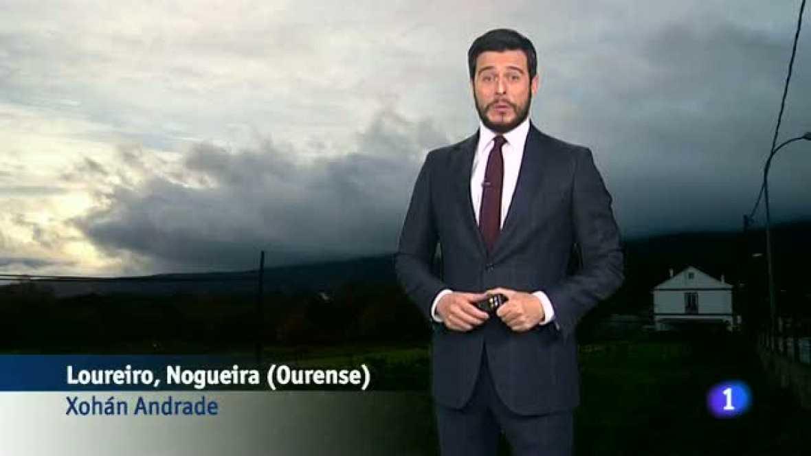 El tiempo en Galicia - 14/11/14