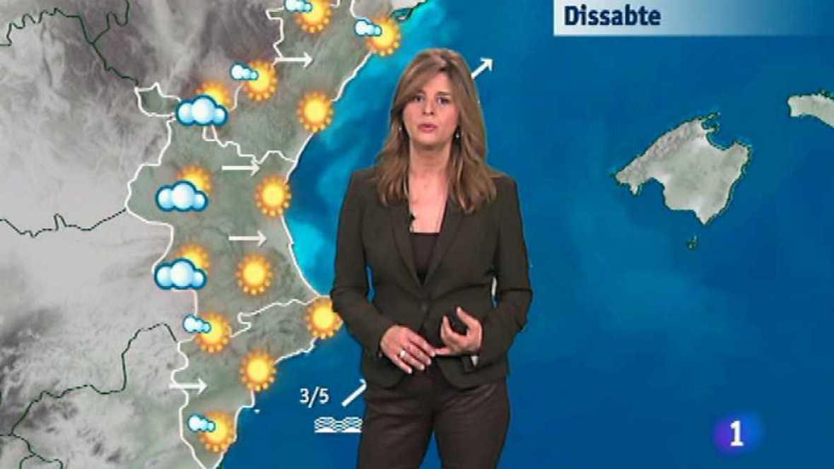 El tiempo en la Comunidad Valenciana - 14/11/14 - Ver ahora