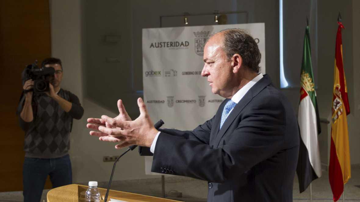 José Antonio Monago dice sentirse objeto de un ataque despiadado