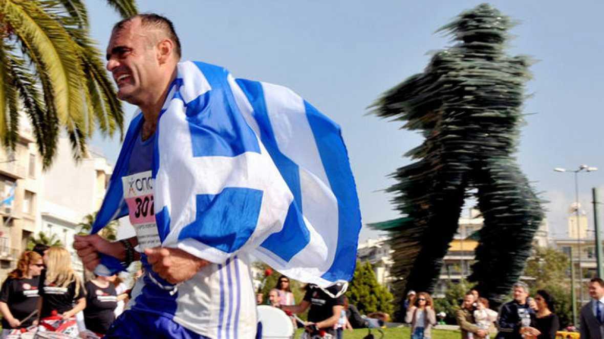 Grecia crece un 0,7% en el tercer trimestre y se sitúa a la cabeza del crecimiento de la eurozona