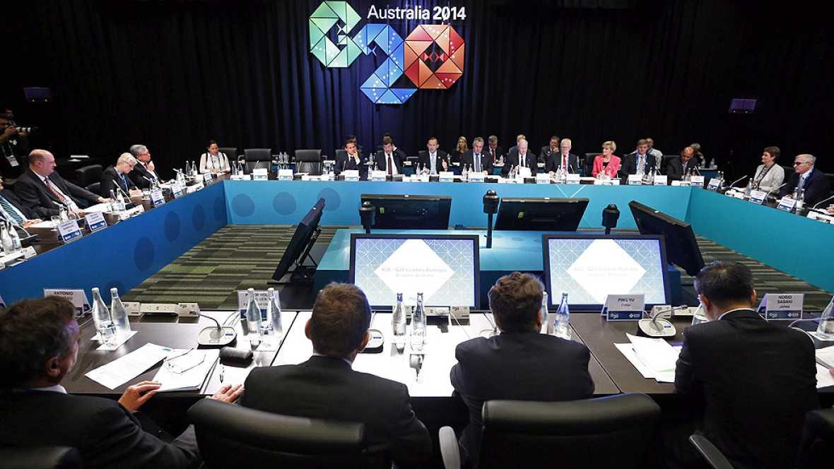 La lucha contra el Estado Islámico y la situación en Ucrania se colaran también en la agenda de la cumbre del G-20