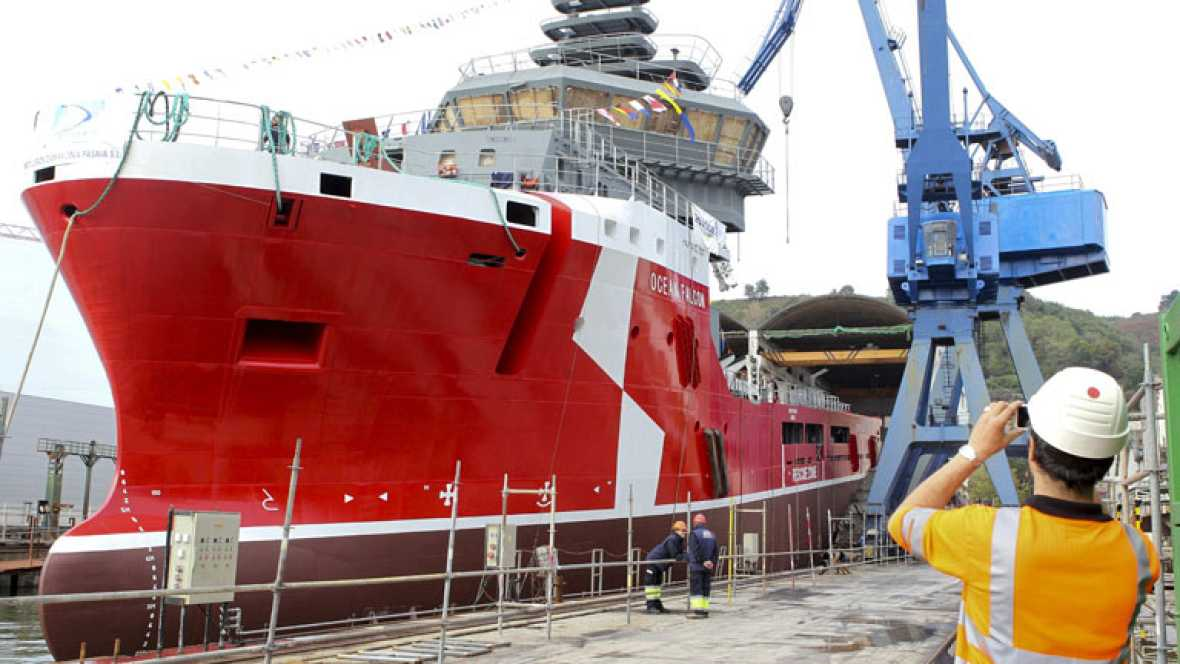 2014, el año de la recuperación en la construción naval