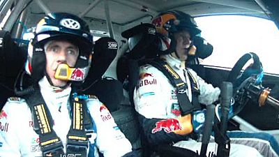 Automovilismo: WRC Campeonato del mundo - Rally Gales - escuchar ahora