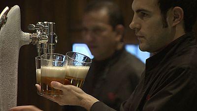 En el mundo, más de tres millones de personas mueren cada año de alcoholismo