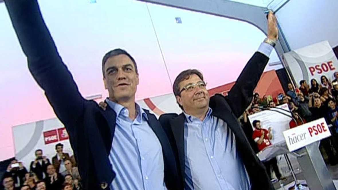 Pedro Sánchez vuelve a pedir la dimisión de José Antonio Monago