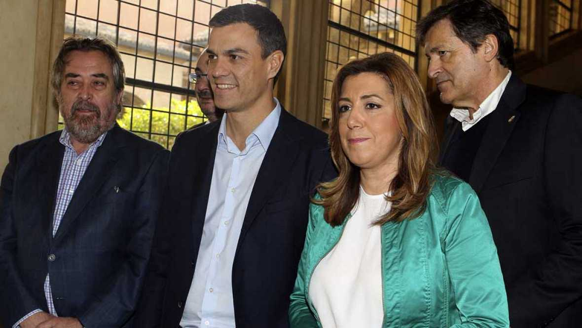 El PSOE ha propuesto un nuevo pacto constitucional